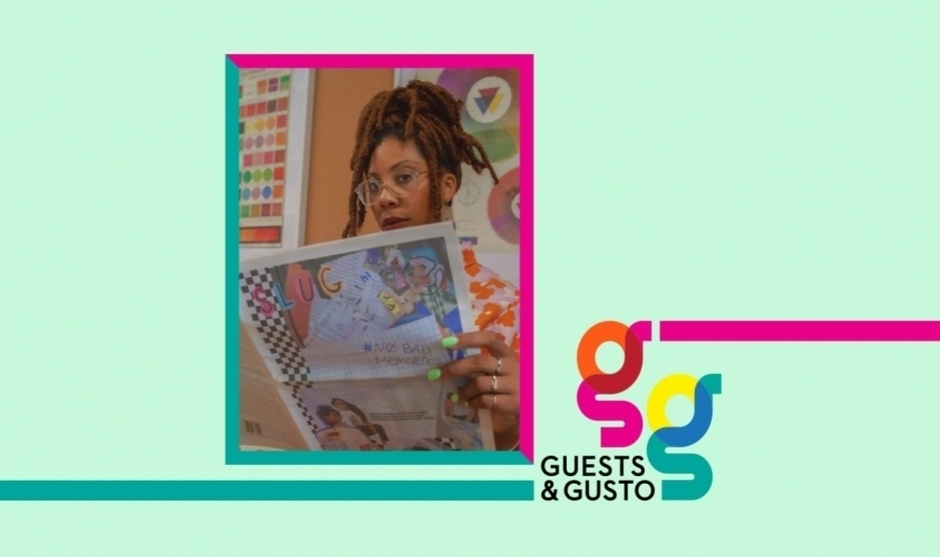 Makes waves with multimedia artist, creative director BOSCO on 'Guests and Gusto'
