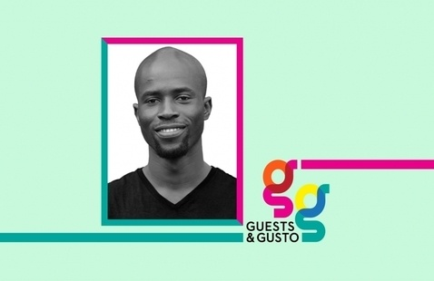Lead product and app design from concept to completion with William Ntim on 'Guests and Gusto'