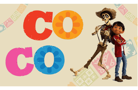 """Join UP to watch """"CoCo"""""""
