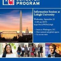 Washington Semester Information Session