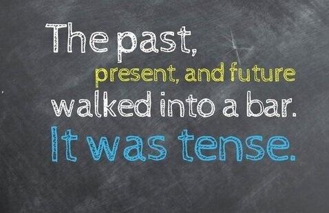 Grammar Workshop: Verb Tenses - Which to Use