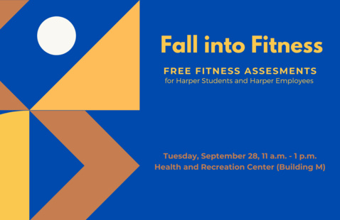 Fall Into Fitness - Free Fitness Assesments