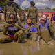 Oozeball Picture - Students in the Mud