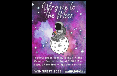 Wingfest: Wing Me to the Moon