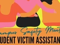 Campus Safety Fair: Learn about Student Victim Assistance