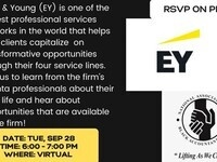 Firm Event: Ernst & Young (EY)