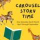 VIRTUAL Carousel Story Time #6 - The Carousel by Liz Rosenberg