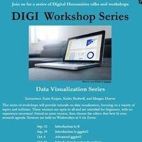 Data Visualization Series flyer