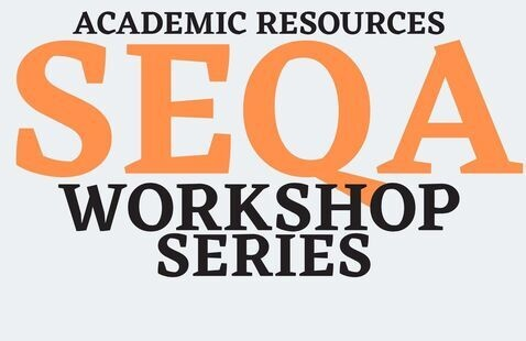 Sequential Art Workshop Series: Building a Professional Online Presence