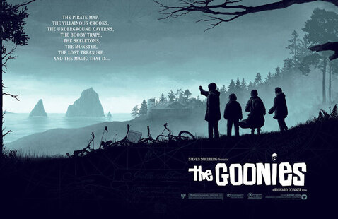 """Night at the Movies- Screening of """"The Goonies"""""""
