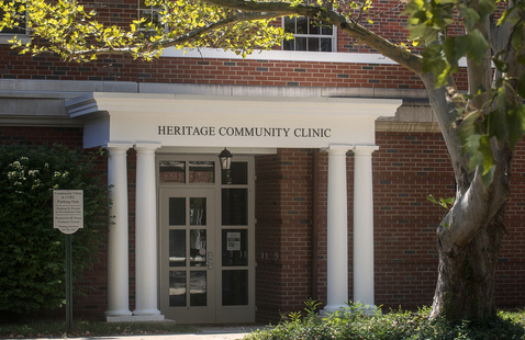 Heritage Community Clinic Athens- Women's Health Clinic