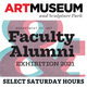 Select Saturdasy Art Museum Opening