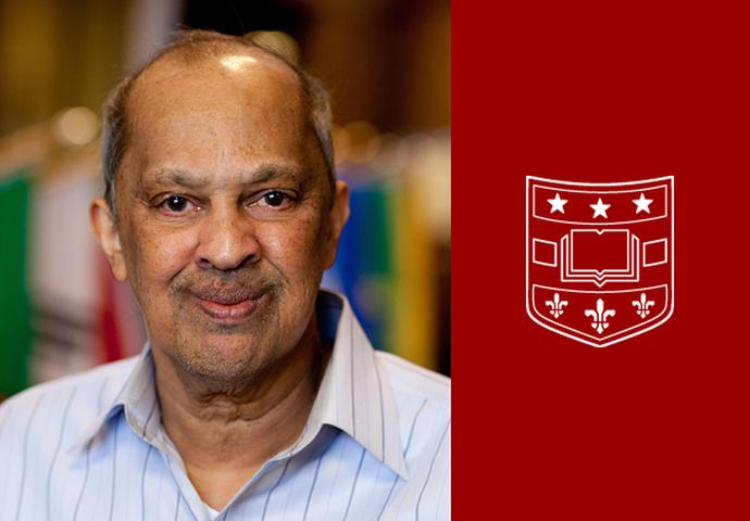 Professor Ramachandran's Memorial Celebration
