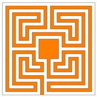 A Roman Labyrinth