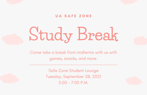 Safe Zone Study Break