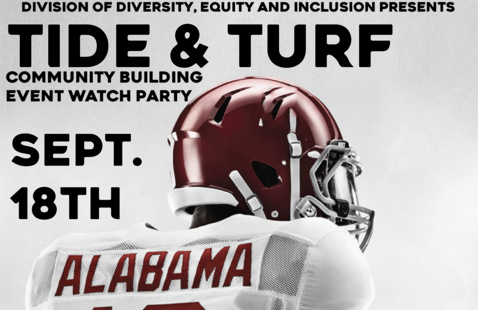 Tide & Turf Community Building Watch Party