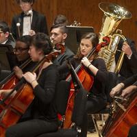 University Philharmonia performance