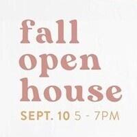 Salt & Sundry Fall Open House