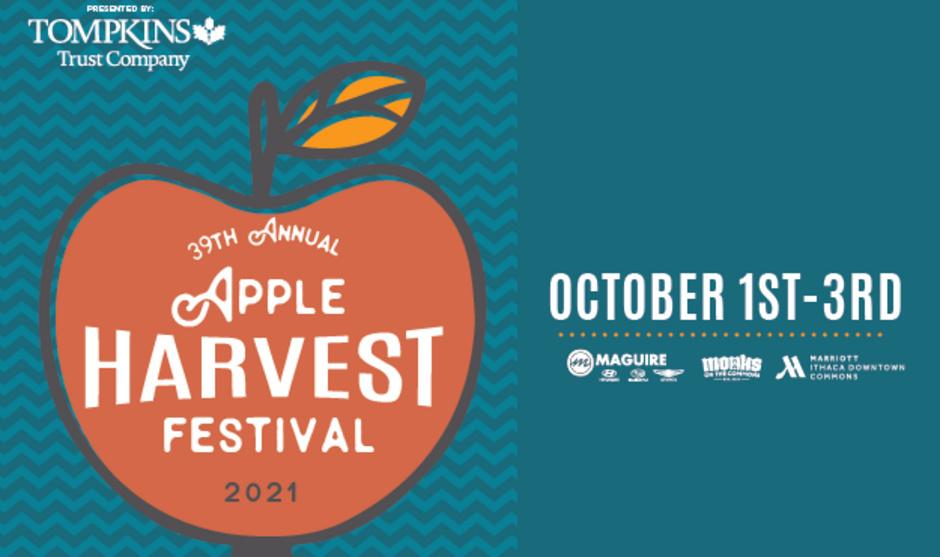 Apple Harvest Festival Logo