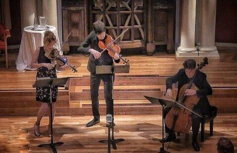 Friends of Chamber Music- The Black Oak Ensemble