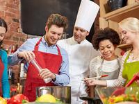 Cornell Wellness' Fall Seasonal Cooking Demo