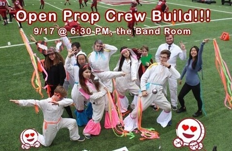 Open Prop Crew Build