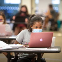To Mask or Not to Mask: Students, Social Media and Civic Engagement