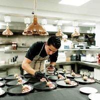 Celebrity Chef Alex Pineda