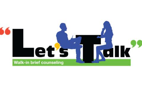 Let's Talk logo