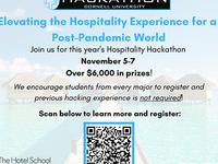 PIHE: Hilton Hospitality Hackathon