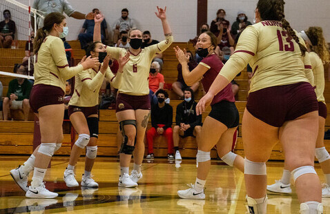 Women's Volleyball vs. Plymouth State