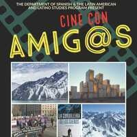 """Film Screening: """"La cordillera de los sueños / The Cordillera of Dreams"""" (Cine con Amig@s)"""
