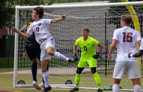 Men's Soccer vs. Saint Joseph's (Me.)