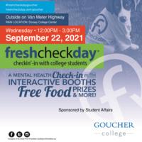 Fresh Check Day 2021!