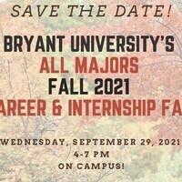 2021 Fall ALL Majors Career & Internship Fair