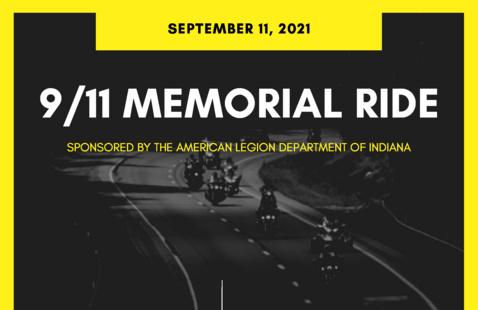 9/11 Memorial Remembrance Ride