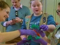 Girl Scouts & Friends Day: Afternoon Session