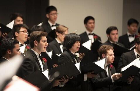 Cornell Chorus and Glee Club Homecoming Concert