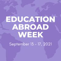 CIMBA Study Abroad Table