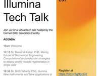 BRC Genomics:  Illumina Tech Talk