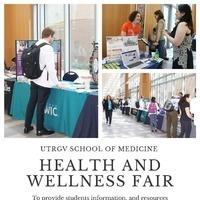 UTRGV School of Medicine Health and Wellness Fair