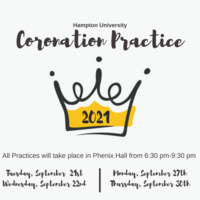 Coronation Practice