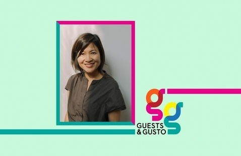 Get the download on design with YouTube TV UX lead Esther Ahn on 'Guests and Gusto'