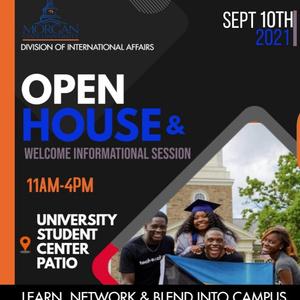 DIA Open House Flyer