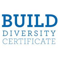 BUILD Diversity Certificate logo