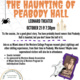 The Haunting of Peabody Hall