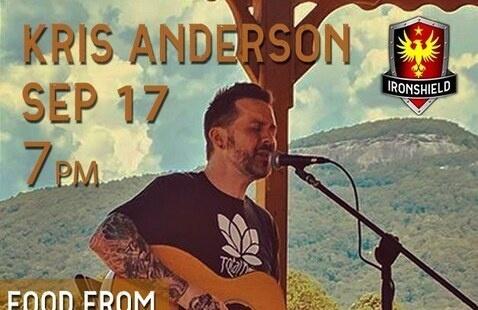 Kris Anderson Live Music