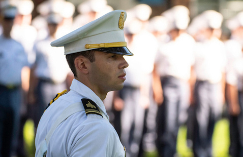 Vice President of Student Affairs and 56th Commandant of the Corps of Cadets Announcement