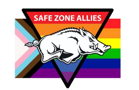 Safe Zone Allies Student Network Logo