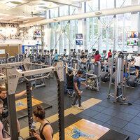 Blue Devil Fitness Center